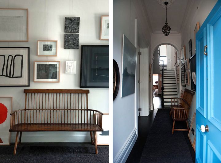 Victorian remodel in St Vincent Place, Melbourne by O'Connor Houle | Remodelista