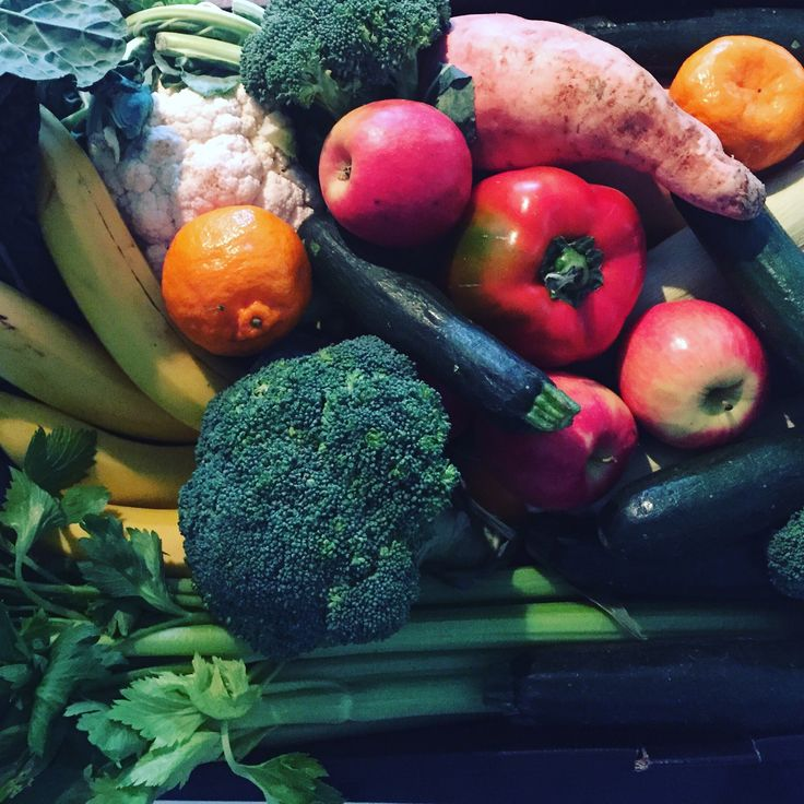 local organic fruit and vegetables