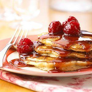 Petite Pancakes
