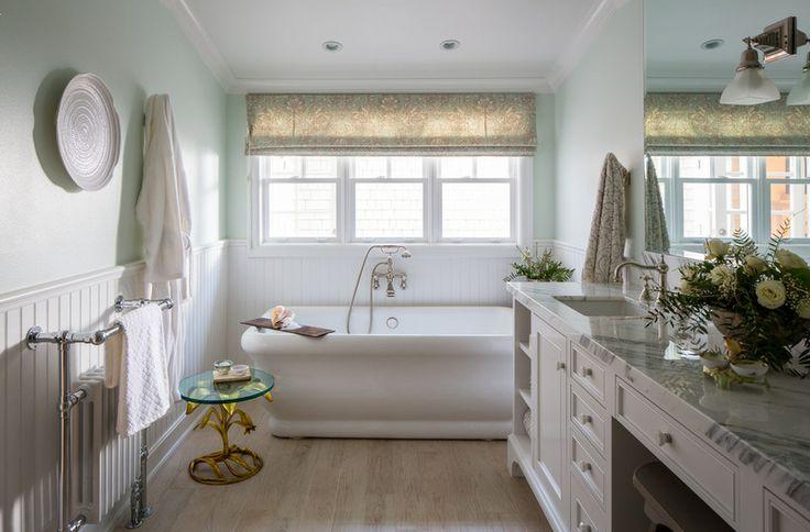 traditional bathroom by Shannon Ggem ASID