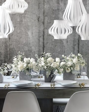 Sweeten Up Concrete #industrial #wedding #grey