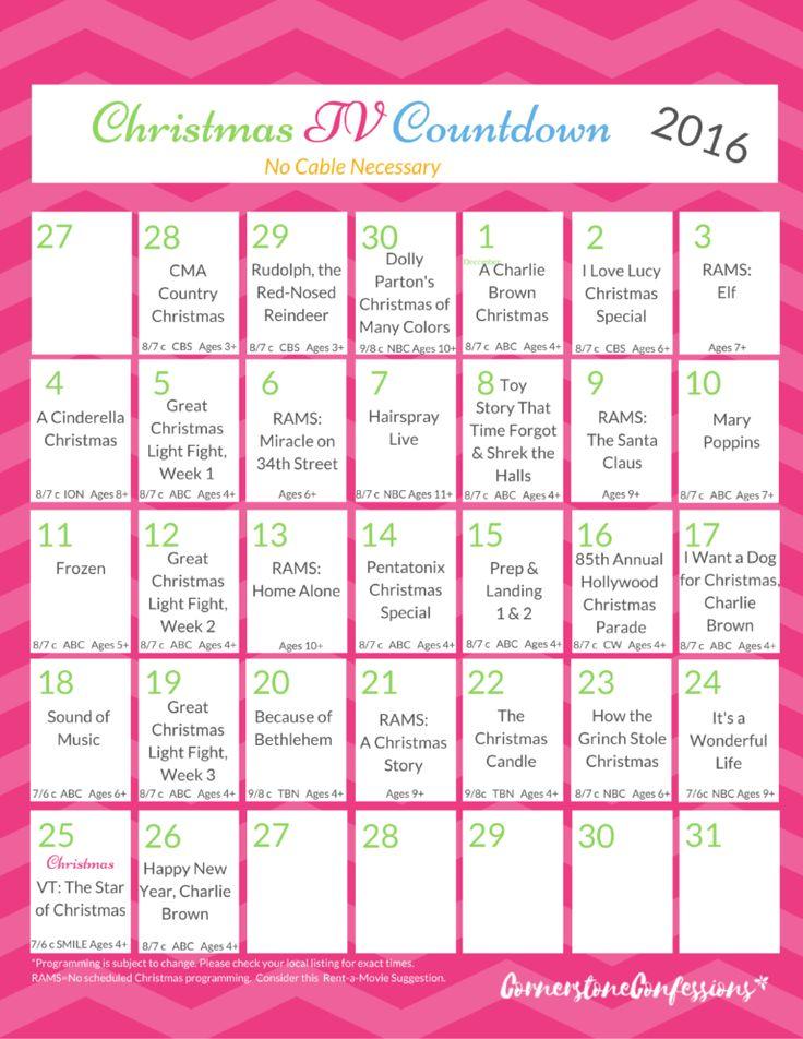 Best 25+ Cable tv schedule ideas on Pinterest | Abc tv schedule ...