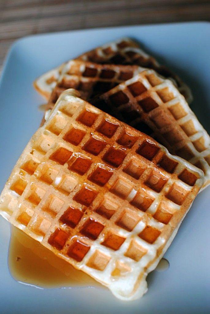 Buttermilk Ricotta Waffles