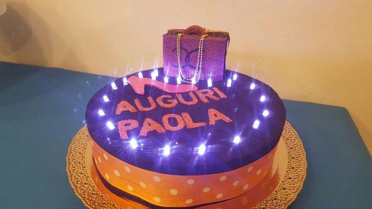 torta personalizzata - Benvenuti su spugnolandia!