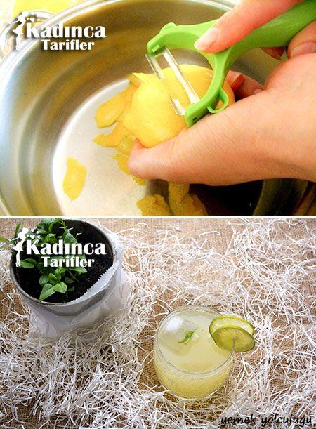 Fesleğenli Limonata Tarifi