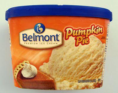 Aldi Review: Belmont Pumpkin Pie Ice Cream | The Smart Aldi Shopper