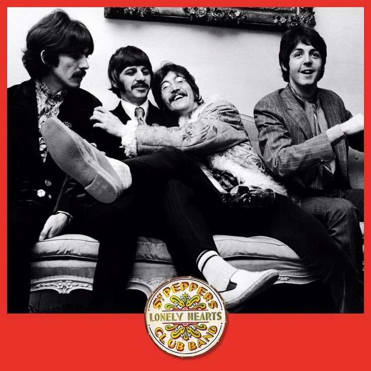 """39.1k Likes, 104 Comments - The Beatles (@thebeatles) on Instagram: """"#sgtpepper"""""""