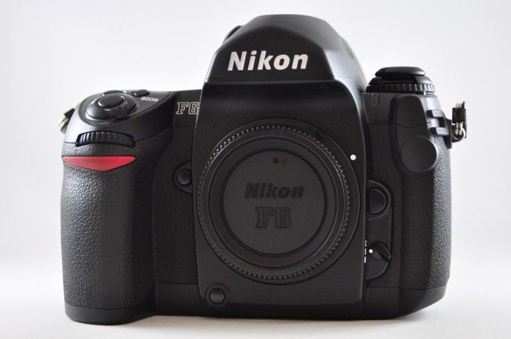 [Near Mint, No scratches] Nikon F6 (Body only) 35mm AF SLR Film Camera #Nikon