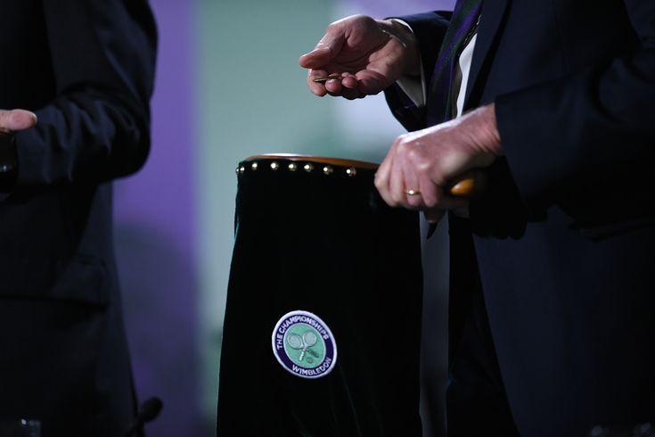 2015 Wimbledon Championships draw