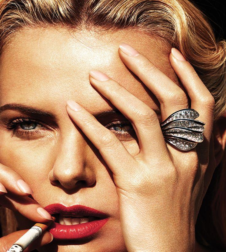 Charlize Theron - W Magazine (May 2015)_4
