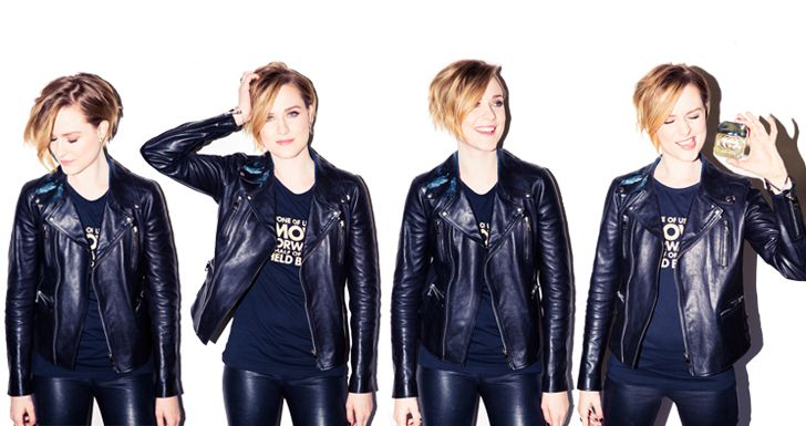 We spent the afternoon w/ Evan Rachel Wood for Gucci Guilty for Chime for Change for Kidsave. Mouthful, we know, but you'll want to see this: http://www.thecoveteur.com/evan-rachel-wood-gucci-guilty/