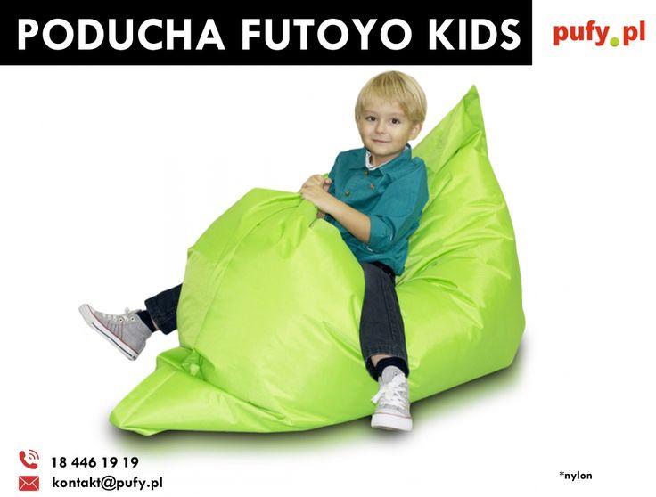 Poducha Futoyo Kids to idealny prezent dla dziecka. Jest wielozadaniowa - może służyć zarówno do spania, jak i do siedzenia czy po prostu zabawy. Zrobiona z wytrzymałego materiału, z myślą bardziej energicznych dzieciakach!  #woreksako #poduchadladziecka #prezentdladziecka #zabawki #pokójdziecka