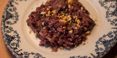 Ricette vegane con radicchio rosso | Veganly.it - Ricette vegane dal web