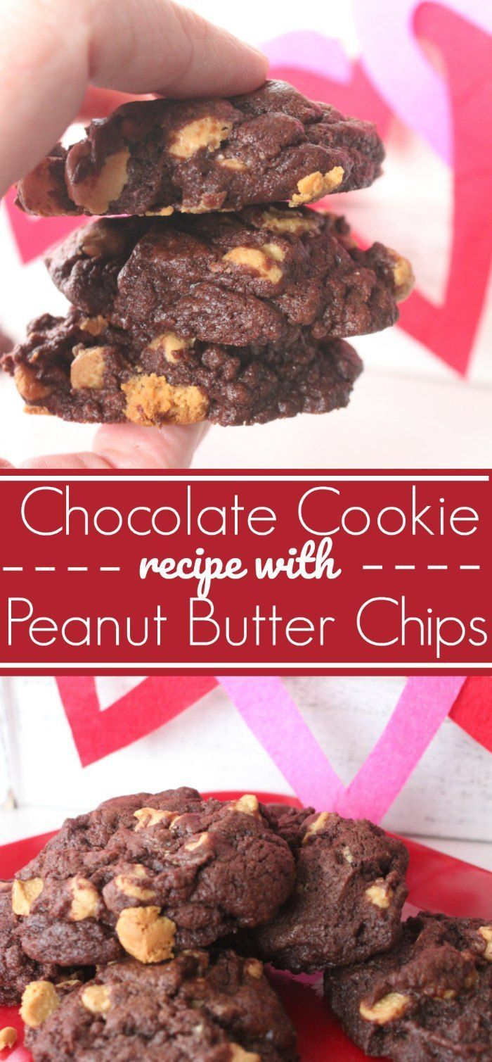These chocolate peanut butter chip cookies are the perfect combination of crispy and gooey- and just the right amount of sweet. You'll find yourself baking these chocolate peanut butter chip cookies over and over!