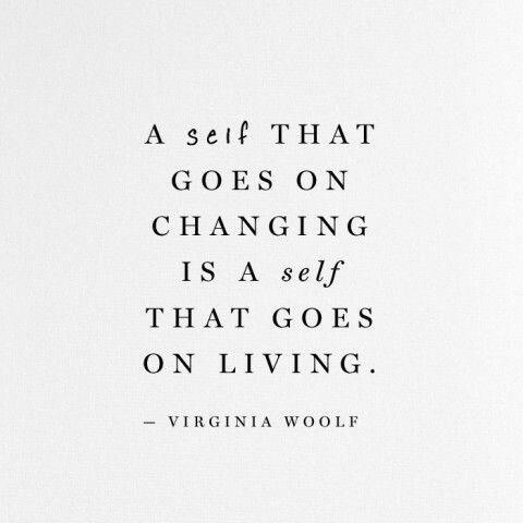 Virginia woolf style of writing