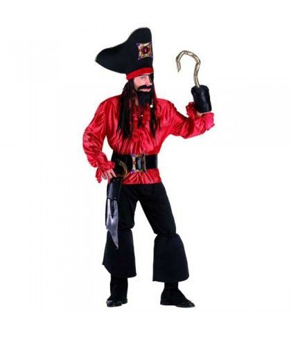 Πειρατής Oversize στολή ενηλίκωνΠειρατές και Κουρσάρισες στολές