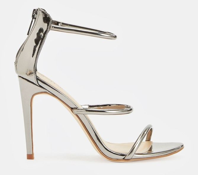 Shop the Hottest Red Carpet Shoes for Less - Lulu's silver heels