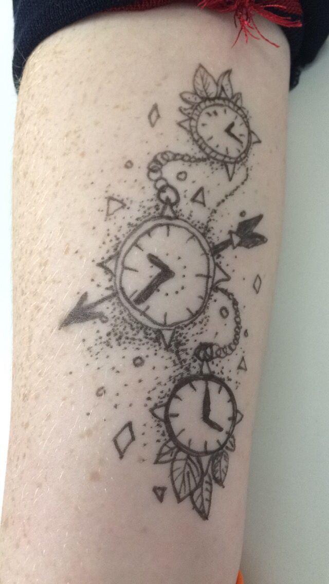 Sab's arm - original