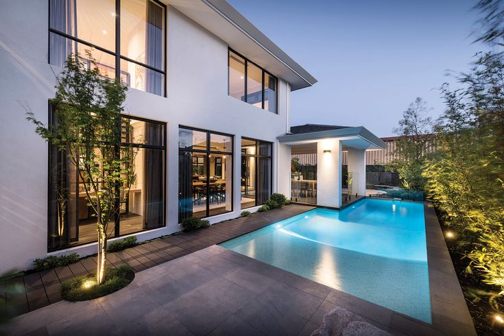 61 best Maison images on Pinterest | Modern homes, Modern houses and ...