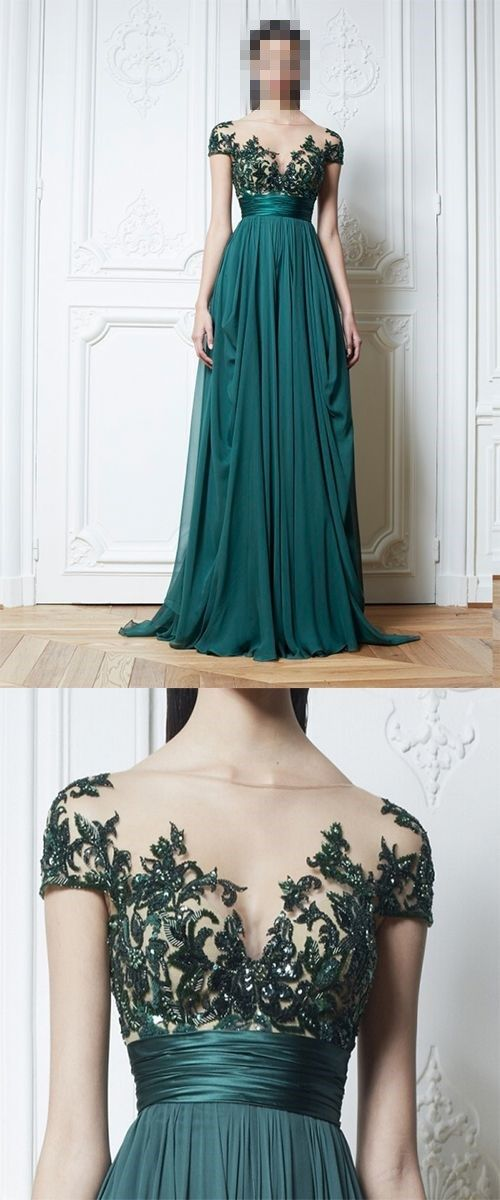 Top 25  best Dark green dresses ideas on Pinterest | Maxi dresses ...
