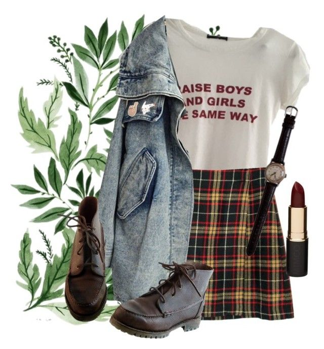 Raise Boy and Girls the Same Way by that-one-dreamer on Polyvore featuring polyvore Timberland Georgia Perry Mimco fashion style clothing