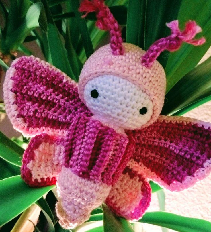 Pinkie Butterfly 🦋