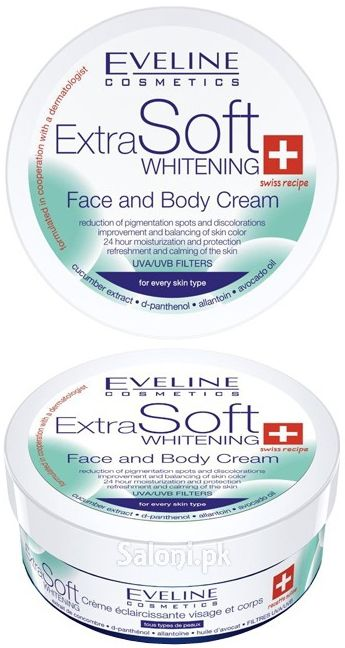 The innovative Whitening cream is effectively balancing the skin color. The formula brightens spots caused by age and by negative influence of sun rays while protecting the skin against the appearance of new changes. The complex selection of ingredients provides maximum moisturization, smoothing and refreshing of the skin. Cucumber extract - a rich source of vitamin C and organic acids, provides the brigh-tening of areas with accumulated pigment.