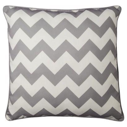 "Target Room Essentials® Oversized Chevron Toss Pillow (24x24"")"