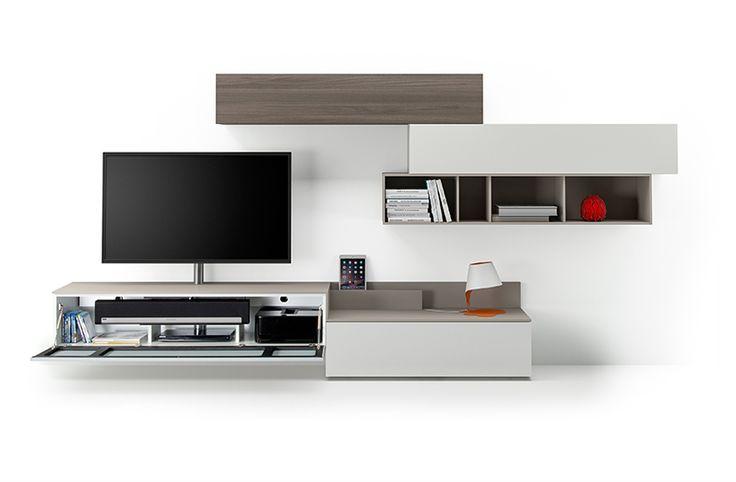 Spectral Next TV & Audio meubel bij Interieur Paauwe.