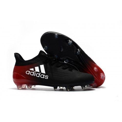 buy popular b2654 4bd22 ... australia adidas x 16.1 fg ag mens soccer cleat black red black 6cfe0  9cf98