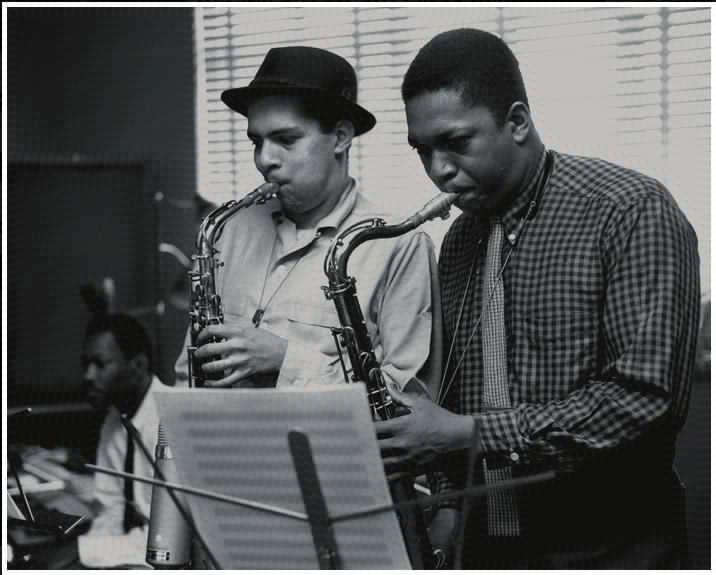Jackie McLean & John Coltrane