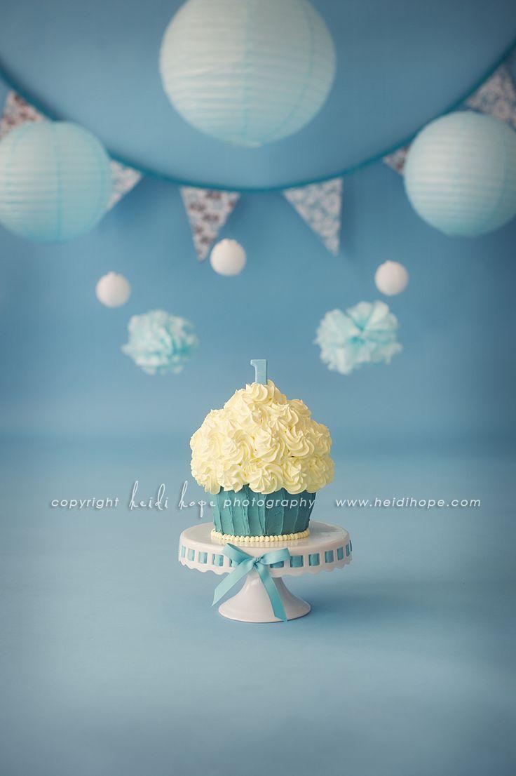 269 best Smash the Cake images on Pinterest   Birthdays, Smash cakes ...