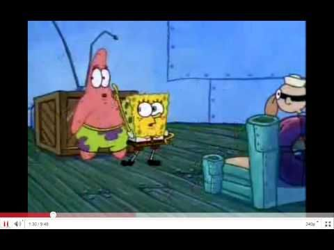 Spongebob Sqaurepants, Mermaid Man EVIL! - YouTube