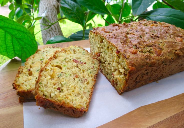 ... Savory Zucchini Bread on Pinterest | Spelt Bread, Breads and Zucchini