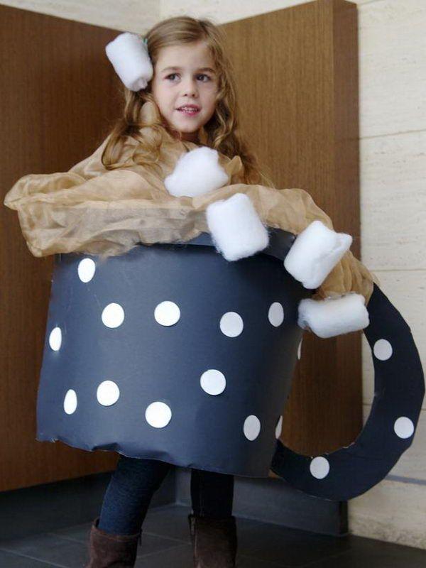50 creative homemade halloween costume ideas for kids - Homemade Halloween Costumes Ideas For Kids