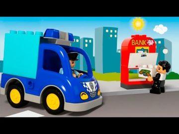 Мультики про машинки Машинки Помощники в городе Лего Полицейская машина, Скорая помощь, Эвакуатор http://video-kid.com/11102-multiki-pro-mashinki-mashinki-pomoschniki-v-gorode-lego-policeiskaja-mashina-skoraja-pomosch-e.html  Новый мультфильм для детей про транспорт и машинки в городе Лего! Сегодня мы познакомимся с такими замечательными машинками, как грузовик пожарная машина скорая помощь эвакуатор автокран полицейская машина. А еще мы посмотрим на работу в автосервисе и даже познакомимся…