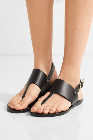 Ancient Greek Sandals | Armonia leather sandals | NET-A-PORTER.COM