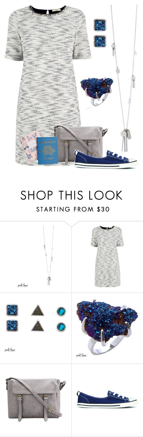 """""""My Park Lane Style"""" by parklanejewelry on Polyvore featuring Oasis and Converse"""