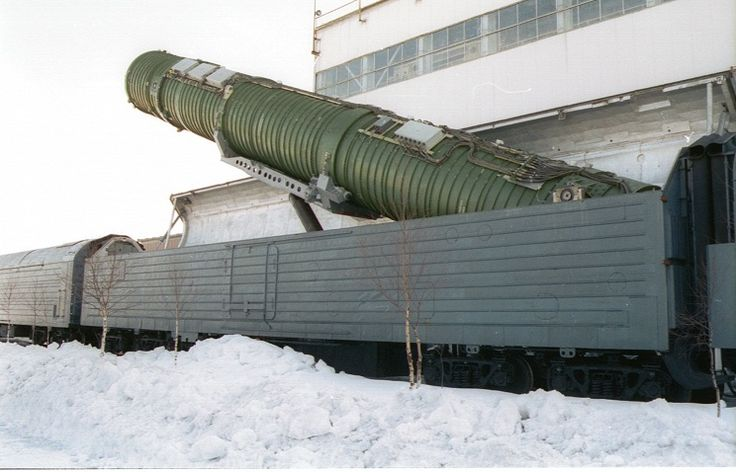 Russian Railway based ICBM  (retired in 2005)