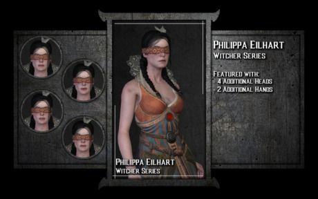 <CE> Philippa Eilhart Mesh Avatar