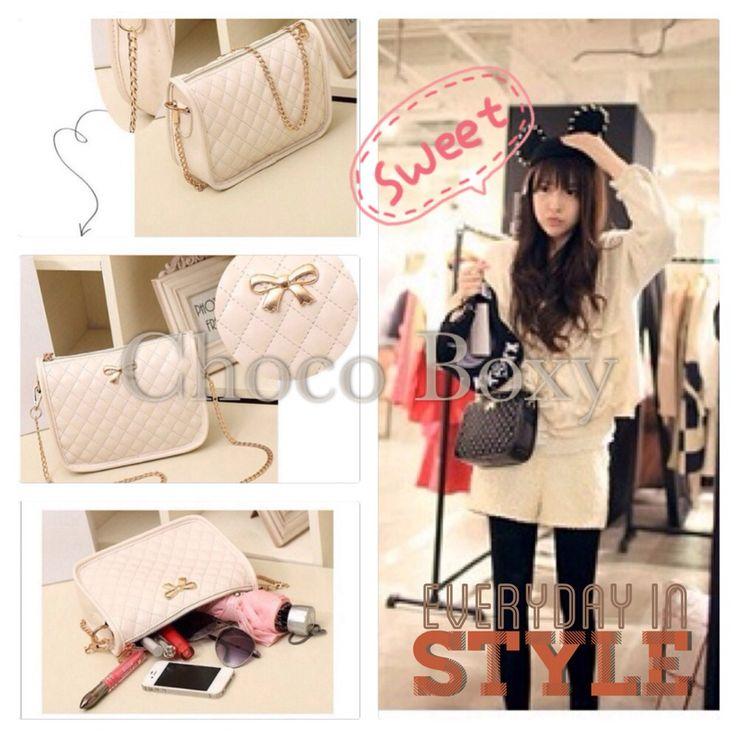 Fashion bag #fashionbags #handbags #jualanku #chocoboxy