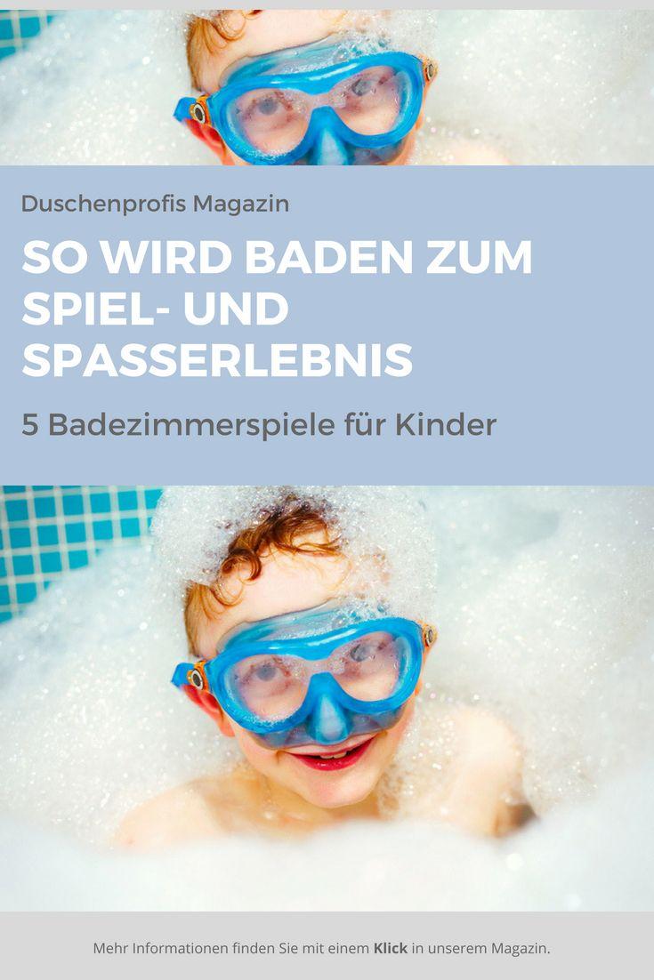 5 Spiele Fur Die Badewanne Lustiger Badespass Fur Ihre Kinder Baden Kinder Badezimmerrenovierung