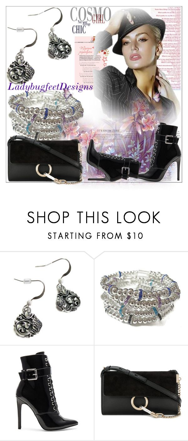 LadybugfeetDesigns#35 by sabahetasaric on Polyvore featuring Danielle Guizio, Chloé and MAC Cosmetics