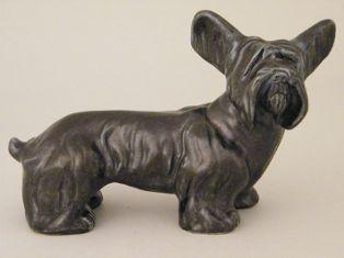 Denbac petit chien - musée Vierzon