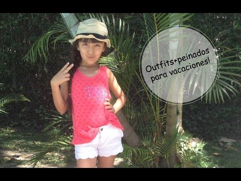 Vacation outfits -EstiloSophie - YouTube