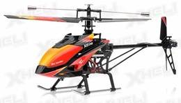 WL Toys Sky Dancer 4 Channel Fixed Pitch Helicopter Ready to Fly 2.4Ghz