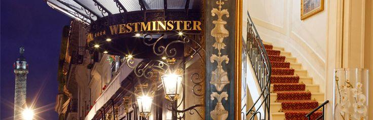 Hôtel Westminster Paris, Rue de la Paix