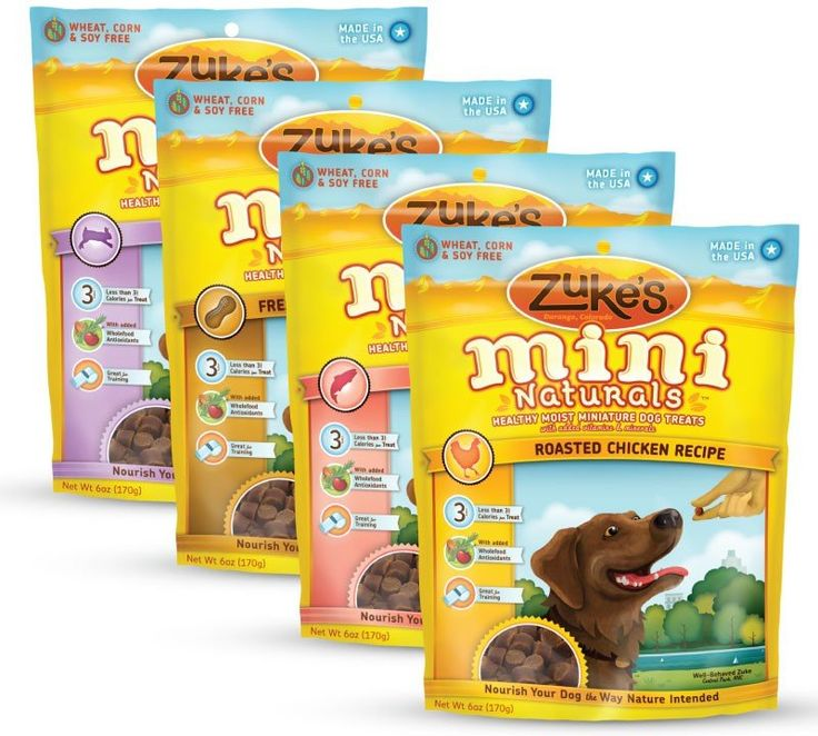 Amazon Zuke S Mini Naturals Healthy Moist Training Treats