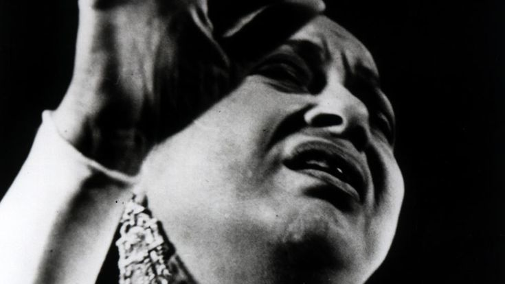 Umm Kulthum's legendary concerts were broadcast live from Cairo, on the first Thursday of each month from the 1930s to the early '70s. The Arab world's buzz and bustle stopped, from Medina to Marrakesh, from Jeddah to Jerusalem. Shops closed. Families gathered to listen for four, five, even six hours of rapture.