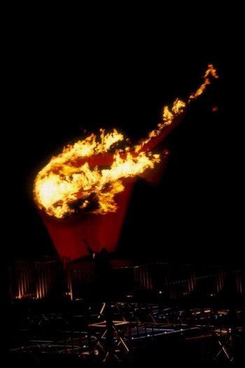 Olympic Cauldron - Atlanta, GA USA - 1996 Summer Olympic Games